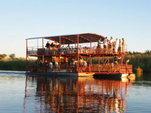 Upington Attractions | Sakkie se Arkie | High Breeze Lodge | Upington Accommodation