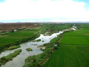 Upington Attractions | The Mighty Orange River | High Breeze Lodge | Upington Accommodation